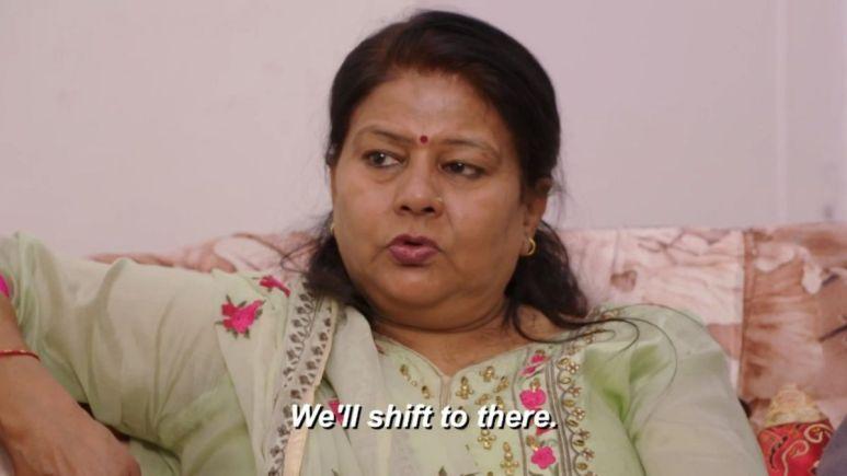 Sumit's mom