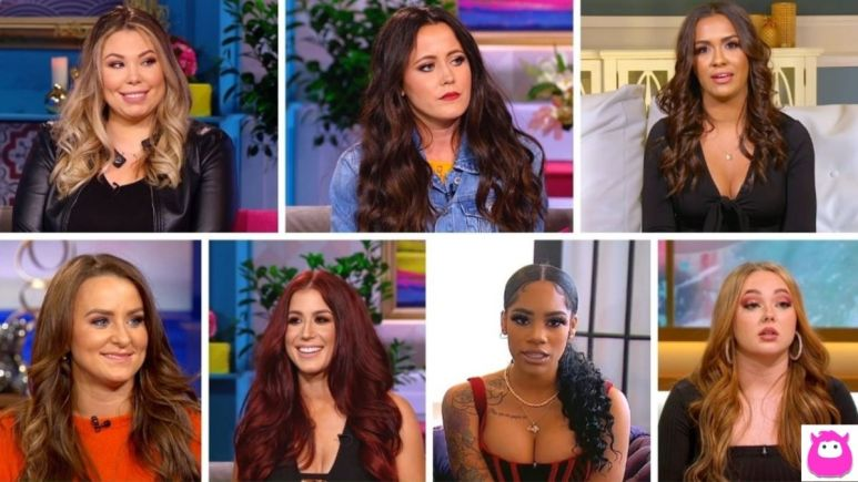 Teen Mom 2 cast past and present