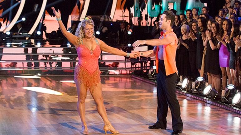 Tonya Harding on Dancing With the Stars