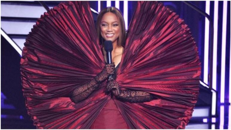 Tyra Banks on Dancing With the Stars
