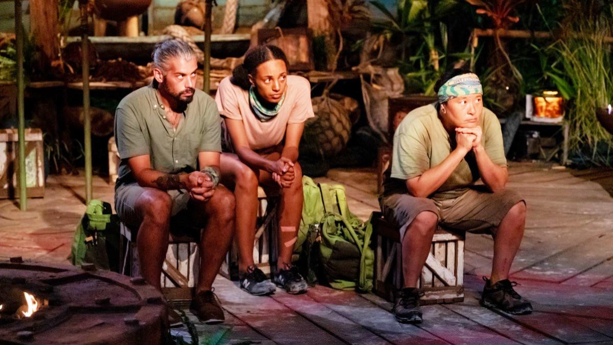 Ua Tribe Final Three Survivor 41