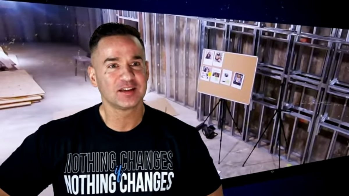 """Mike """"The Situation"""" Sorrentino on Jersey Shore Family Vacation"""