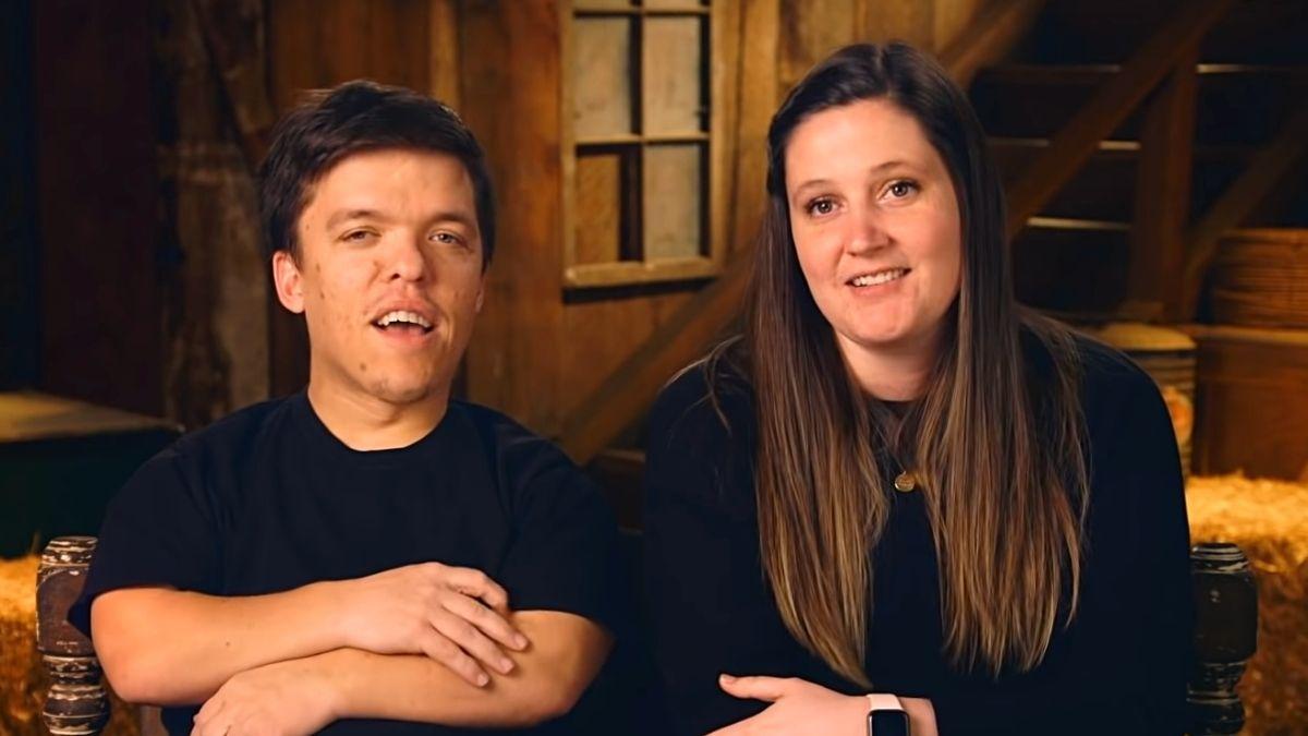 Zach and Tori Roloff of LPBW
