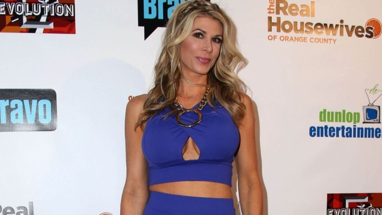 Alexis Bellino hast hottest photos among her former RHOC castmates