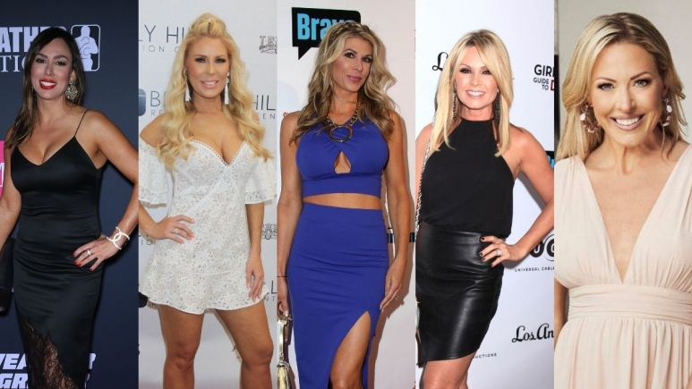We've shared some of the hottest photos from five Real Housewives of Orange County stars