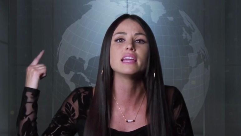 amanda garcia during the challenge season 37 episode 7