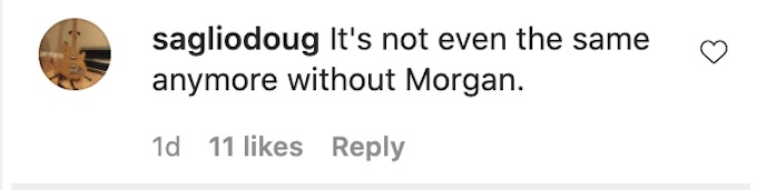 challenge fans comment bananas breakup on ig post