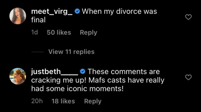 Virginia Coombs IG comment