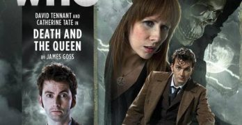 Doctor Who Death and the Queen von James Goss Hörspielkritik