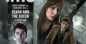 Doctor Who Death and the Queen von James Goss Hörspielkritik