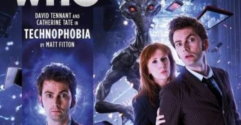 Doctor Who Technophobia von Matt Fitton Hörspielkritik