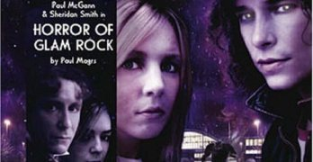 Doctor Who Horror of Glam Rock von Paul Magrs Hörspielkritik