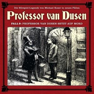 Professor van Dusen Fall 9 Professor van Dusen setzt auf Mord