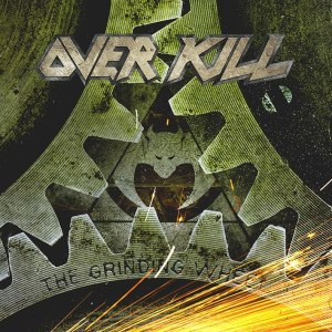 The grinding Wheel von Overkill CD Kritik