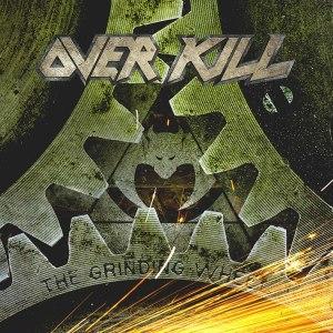 The grinding Wheel von Overkill CD Kritik
