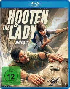 Hooten & the Lady Staffel 1