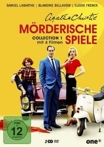 Agatha Christie Mörderische Spiele Collection 1