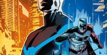 Nightwing Band 1 Besser als Batman von Tim Seeley, Javier Fernández und Yanick Paquette Comickritik
