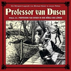 Professor van Dusen Fall 11 Professor van Dusen in der Höhle des Löwen