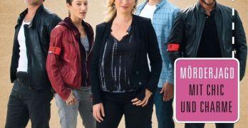 Candice Renoir Mörderjagd mit Chic und Charme Staffel 4 DVD Kritik