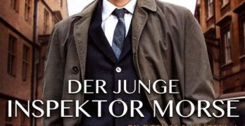 Der junge Inspektor Morse Pilotfilm und Staffel 1 DVD Kritik