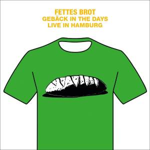 Gebäck in the Days Live in Hamburg von Fettes Brot CD Kritik
