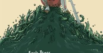 Grün Band 1 von Frauke Berger Comickritik