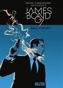 James Bond Band 6 Kill Chain von Andy Diggle und Luca Casalanguida Comickritik