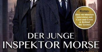 Der junge Inspektor Morse Staffel 4 DVD Kritik
