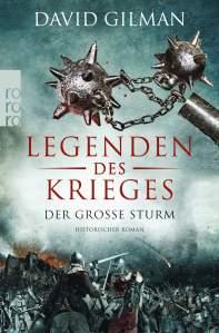 Legenden des Krieges Band 4 Der große Sturm von David Gilman Buchkritik