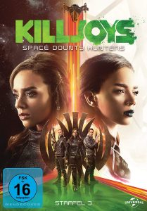 Killjoys Space Bounty Hunters Staffel 3