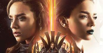 Killjoys Space Bounty Hunters Staffel 3 DVD Kritik