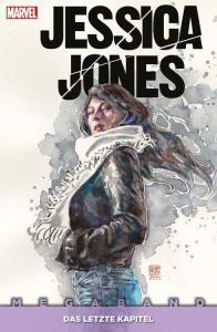 Jessica Jones Megaband Das letzte Kapitel von Brian Michael Bendis und Michael Gaydos