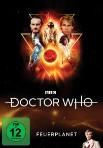 Doctor Who Feuerplanet