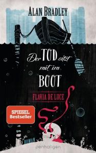 Flavia de Luce Band 9 Der Tod sitzt mit im Boot von Alan Bradley