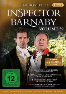 Inspector Barnaby Volume 29 DVD Kritik