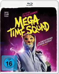 Mega Time Squad Blu-ray Kritik