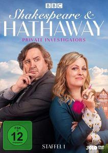 Shakespeare & Hathaway Staffel 1 DVD Kritik