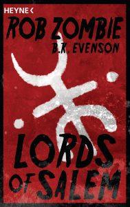 Lords of Salem von Rob Zombie und B.K. Evenson