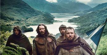 Schottland Krieg der Clans DVD Kritik