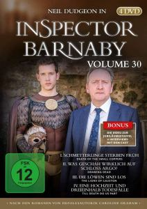 Inspector Barnaby Volume 30 DVD Kritik