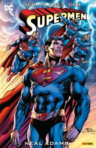 Superman Der Planet der Supermen von Neal Adams Comickritik