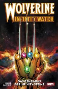 Wolverine Infinity Watch - Das Geheimnis des Infinity Steins