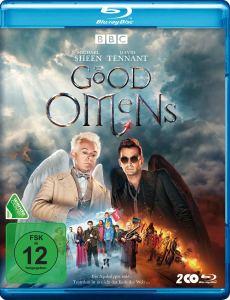 Good Omens Blu-ray Kritik