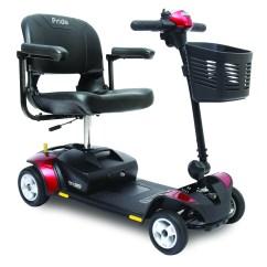 Mobility Chair Accessories Backrest For Go Elite Traveller Sc40e Sc44e Parts Travel