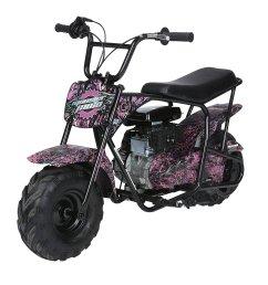 muddy girl 80cc mini bike [ 1500 x 1496 Pixel ]