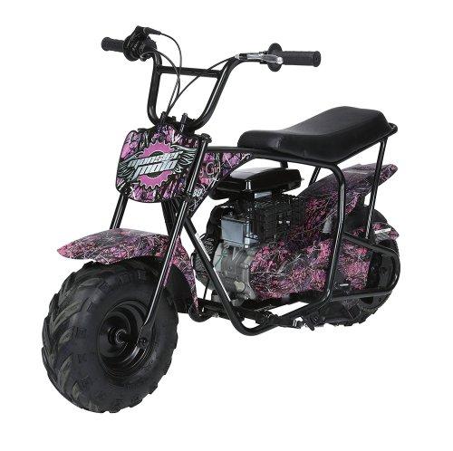 small resolution of muddy girl 80cc mini bike