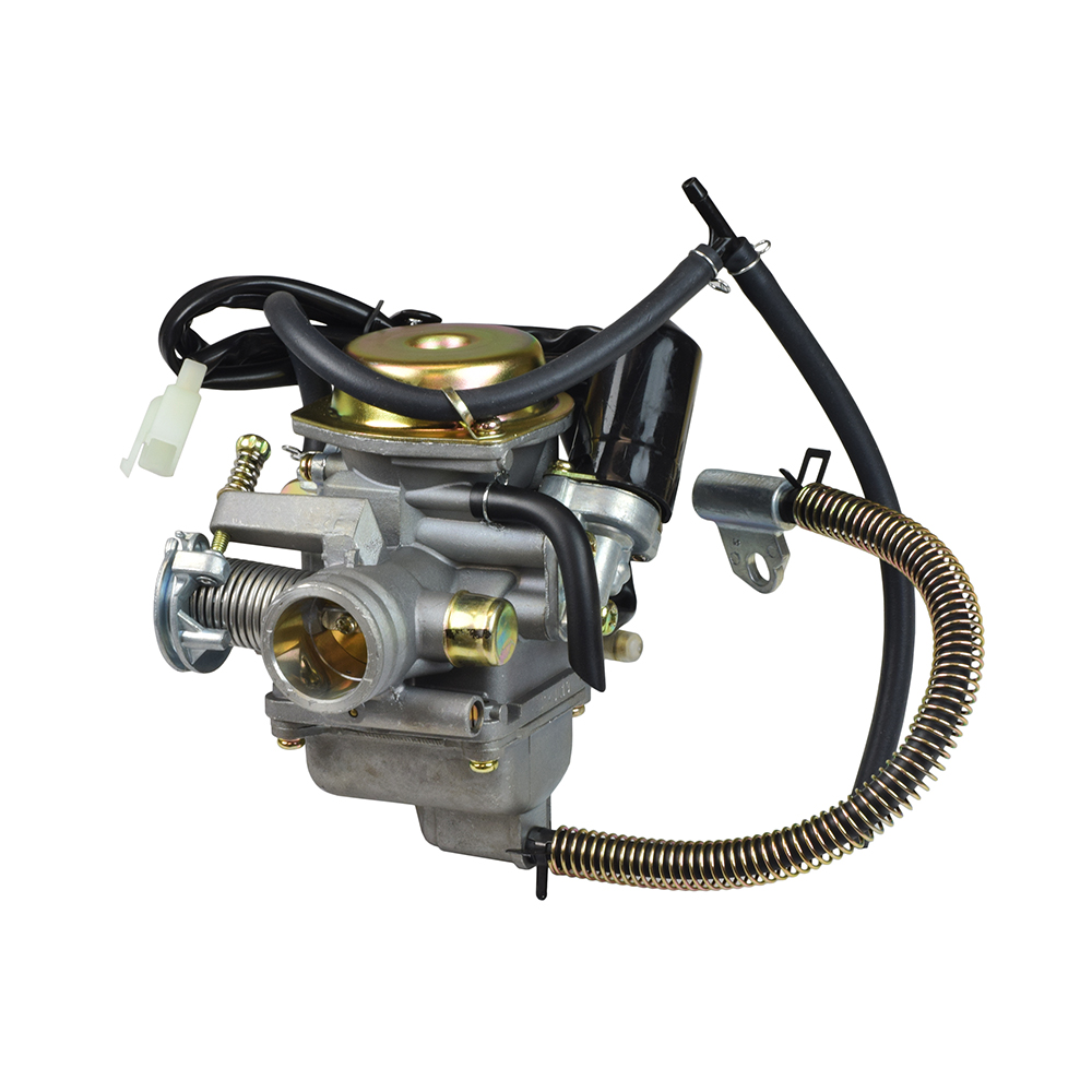 medium resolution of 24mm pd24j carburetor for 125cc 150cc gy6 scooters