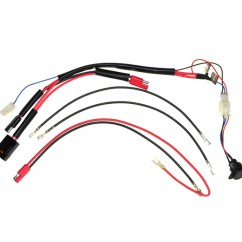Schwinn Electric Scooter Battery Wiring Diagram 4 Way Dimmer Switch 36 Volt Harness With Charge Inhibitor For Ezip 1000 Izip I St1000 S1000 Stealth Parts