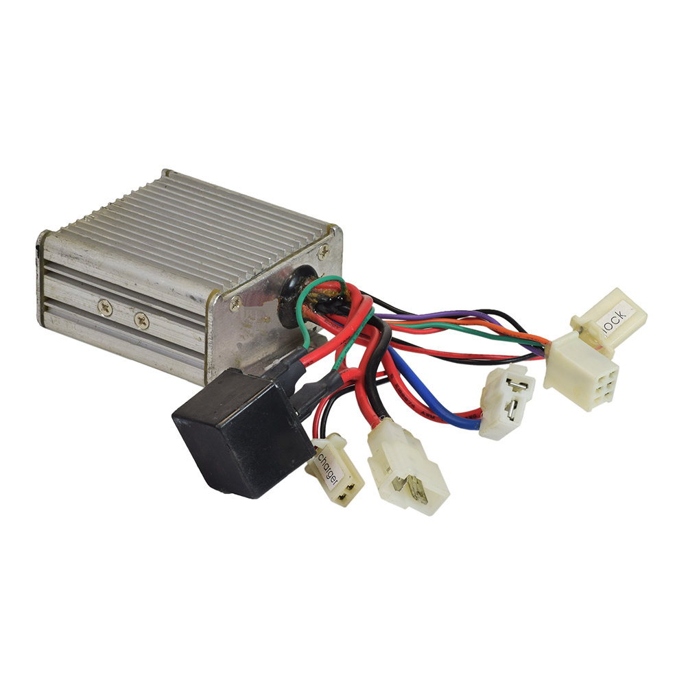 hight resolution of 36 volt speed voltage controller for minimoto maxii 15319 mis 303 blemished